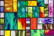 üvegfestészet