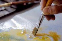 Peinture technique