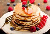 Café da manhã / Rápidas
