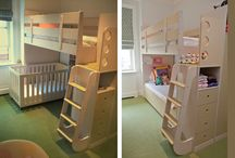 Double up / Room ideas for shared room / by Jessica Frazier