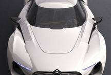 modern car / Awesome car and stylish