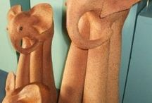 Sculpture / Original sculptures available at The Little Gallery of Fine Arts.