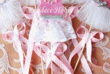 Bebek ve nikah şekerleri