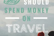Travel on a Budget / Tips for traveling on a budget, frugal travel ideas, and how to save money on travel.