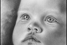 Malarstwo ołówkiem