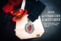 Mode-Tote bag