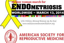 Million Woman March for endometriosis around the world