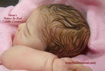 Lifelike Baby Dolls / by Beverly Ann