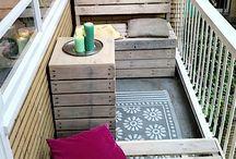 Balkon voorbeelden