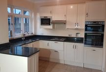 Used 3 Year Old White Gloss Howdens Kitchen ***MUST GO***
