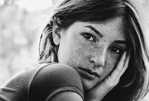 Freckles & Redheads inspiration!