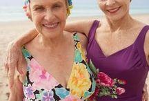 Senior Style / These senior fashionistas have got it going on no matter their age!