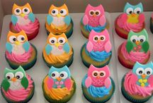 ideas for a owl kids bday party