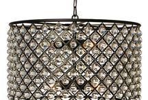 lighting - vintage glam
