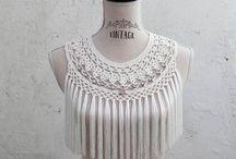 Crochet / Koronka