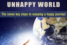 e-book / how to live a happy life in an unhappy world!