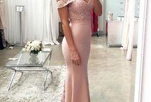 Engagement dress