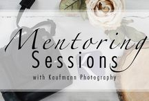 Mentoring & Workshops with Kaufmann Photography