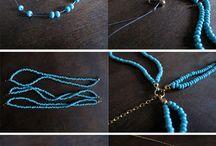 DYI: Korut, Jewelry, Asusteet / DYI koruja.