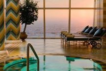 Luxury Dine & Spa / Come and enjoy a rejuvenating spa experience 150 meters above the sea