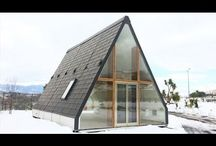 Foldable house