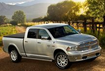 Dream trucks!!! / Dodge rams / by Taylor Valencia