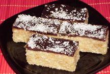 Nepečené - dezerty a drobné cukroví