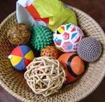 Treasure basket ideas / heuristic play