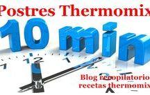 Recopilatorio de recetas en Thermomix