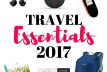 Travel, Places to Visit, Essentials for travel