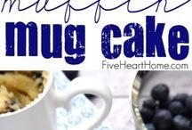 new mug cakes