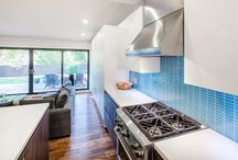 Before & After Ajax Kitchen / Before & After previews of Trevisana Projects