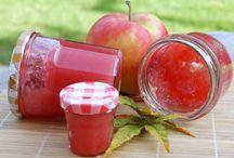 Marmeladen und Chutneys
