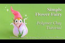 polymer clay Fantasy