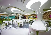 ARCHITECTURE / Food court