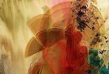 Light in nature creates a movement of colors / by Haley Pearson