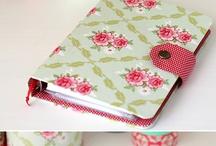 Cadernos e encadernação
