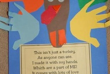 Thanksgiving craft pre-k / by Amy Duncan