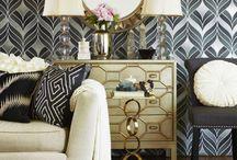 Art Deco Inspiration for Ze Home