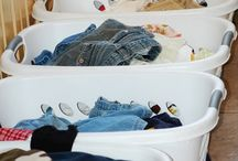 Laundry / by Holly Newbold