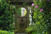 Come into my garden / Fences & Gates / by Brenda Headley