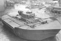 Pre-modern AFVs / AFVs from WW1,WW2,and Cold War.