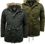 Gents Designer Parka Jackets & Coats