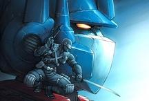 Artwork I Enjoy - Cartoons & Comic Books