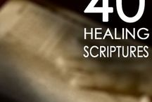 Healing Scriptures and or Words / by Jannuth Carroll
