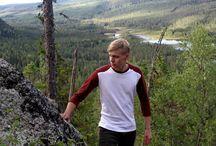 Jämtland, Sweden / An on-going shoot in Jämtland, Sweden. All photos by Sofia Backström.  www.reigndeerclothing.com
