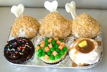 Cupcake crazy! / Delicious looking #cupcakes. Mmmm..Get creative with your #baking tonight.