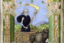 death in art of centuries