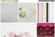 Suppliers for bra making