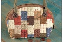 Tašky / šití tašek,taštiček,peneženek a různých drobností